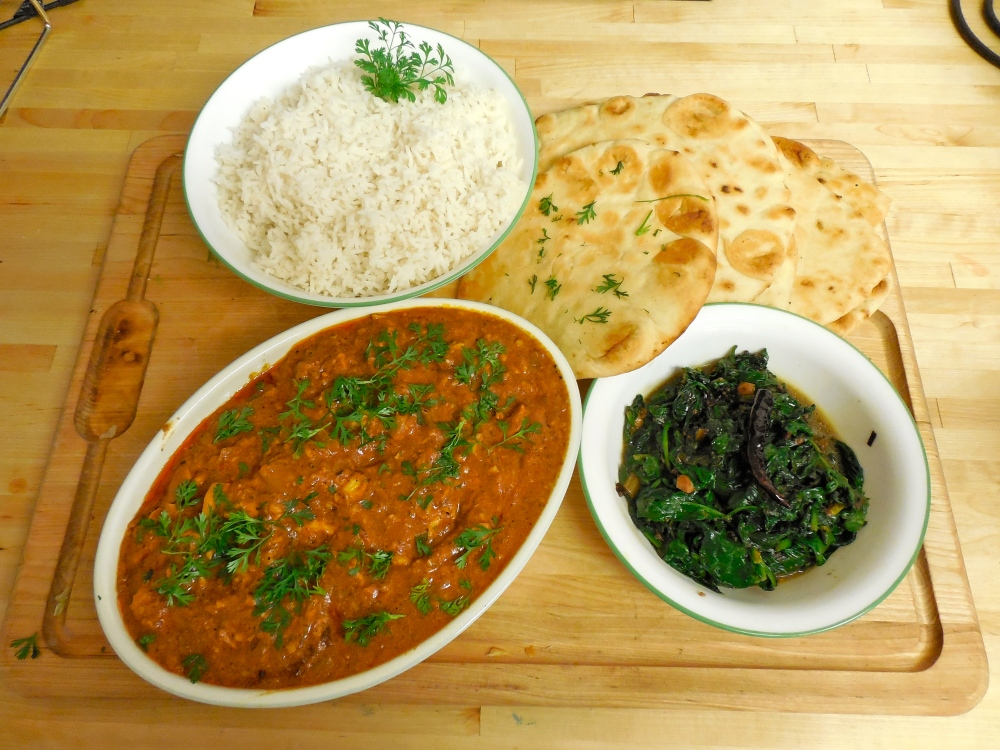 Indian Murgh Makhani/Butter Chicken (2/6)